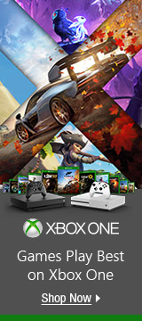 Games play best on Xbox one