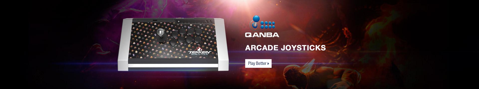 Arcade Joysticks