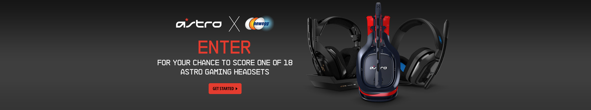 Enter for your chance to score one of 18 Astro gaming headsets