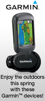 Enjoy the outdoors this spring with Garmin devices!