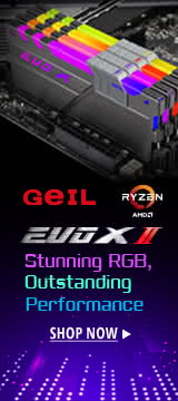 Stunning RGB, outstanding performance