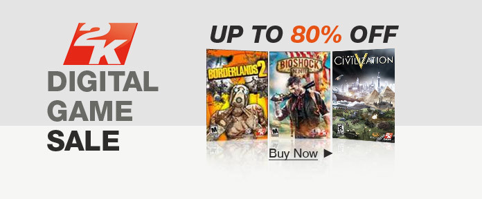 Digital Game Sale