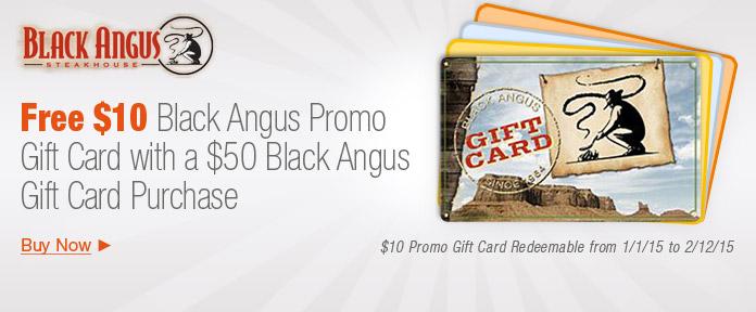 Free $10 Black Angus