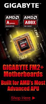 GIGABYTE FM2+Motherboards