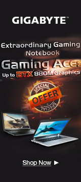 Extraordinary Gaming Notebook