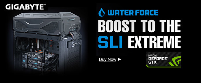 Boost to the SLI Extreme