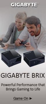 GIGABYTE BRIX