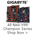 GIGABYTE — ALL NEW X99