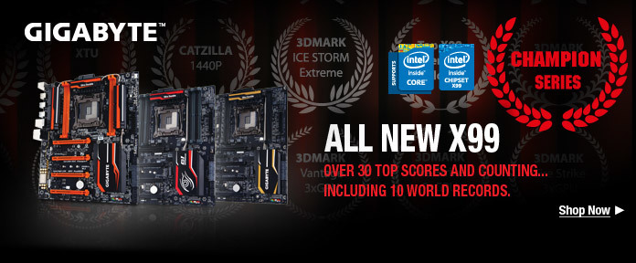 ALL NEW X99