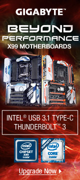 Beyond Performance X99 MOTHERBOARDS