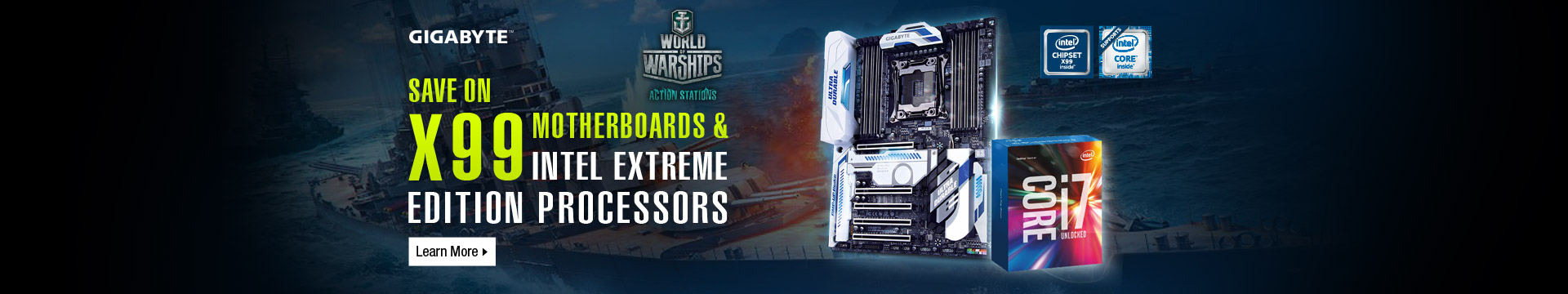 Motherboards & Intel extreme edition processors