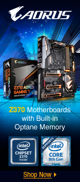 Z370 Motherboards with Build-in Optane Memory