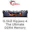 The Ultimate DDR4 memory