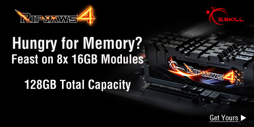 Hungry for Memory?