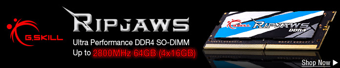 RIPJAWS DDR4 SO-DIMM