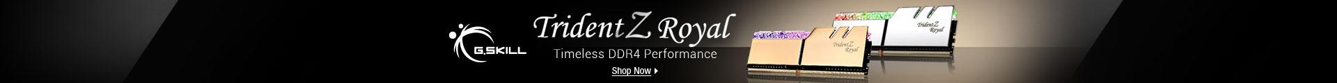 Trident Z royal