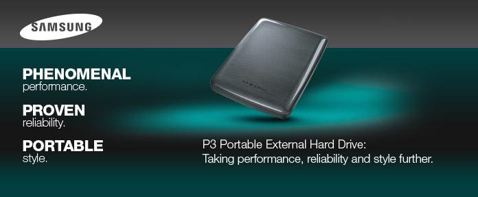 Samsung Phenomenal, Proven, Portable