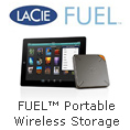 FUEL Portable Wireless Storage