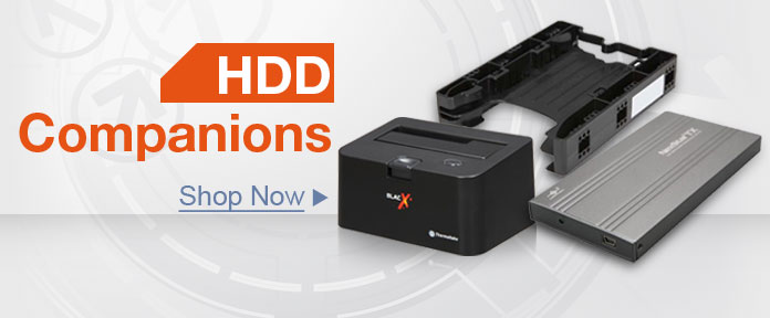 HDD Companions Shop Now