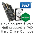 Save On Intel Z97 MB + WD Hard Drive Combos