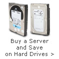 Buy a Server and Save on Hard Drives
