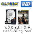 Free Dead Rising 3 Download with a Select WD® Black HD Purchase