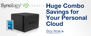 Huge Combo Savings for Your Personal Cloud