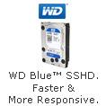WD Blue SSHD