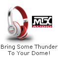 MTX Bring Some Thunder to Your Dome