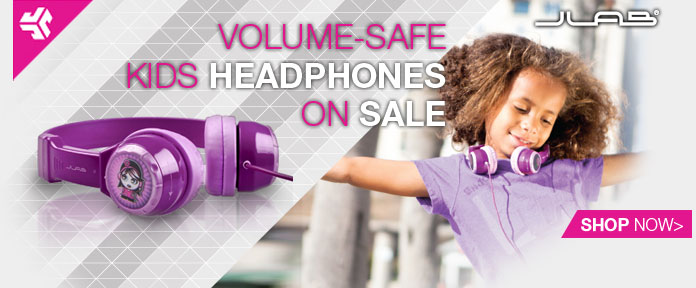 VOLUME-SALE KIDS HEADPHONES ON SALE