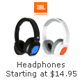 JBL Memorial Day Savings