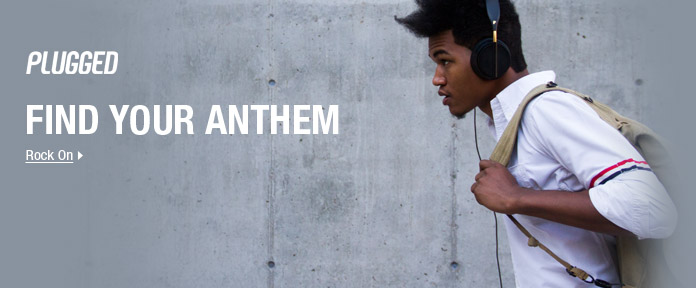Find your anthem
