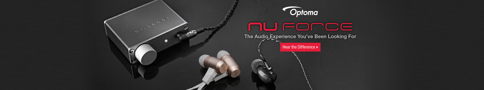 The audio experience you've been looking for