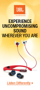 Experience uncompromising sound