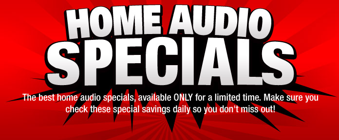 Home Audio Special