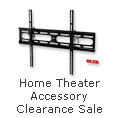 Home Theater Accessory Clearance Sale
