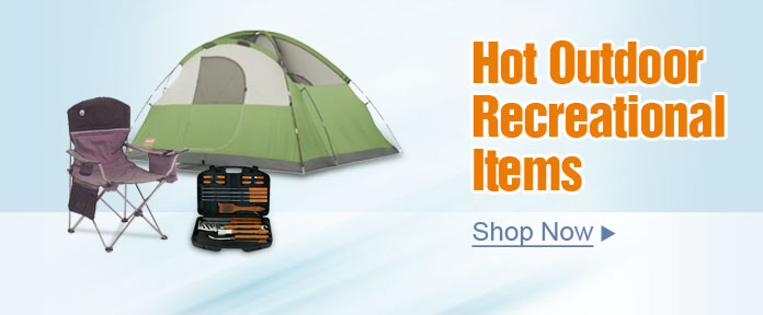 Hot outdoor Recreational items