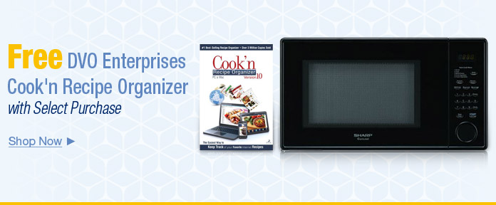 Free DVO Enterprises Cook'n Recipe Organizer