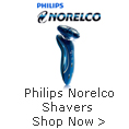 Norelco Wet and Dry Electric Shavers