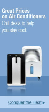 Great Prices on Air Conditioners