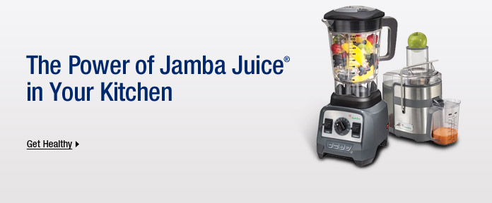 The power of Jamba juice in your kitchen