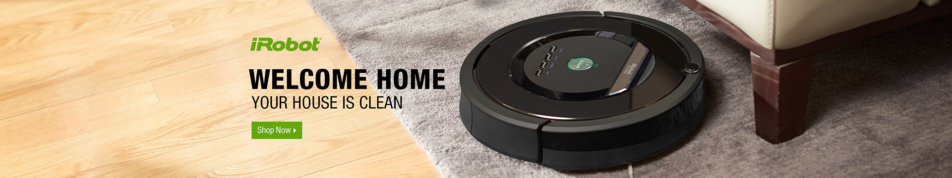 iRobot Welcome Home