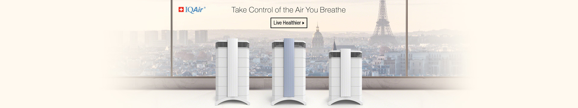 Take Control of the Air You Breathe