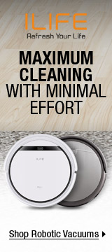 Maximum cleaning with minimal effort