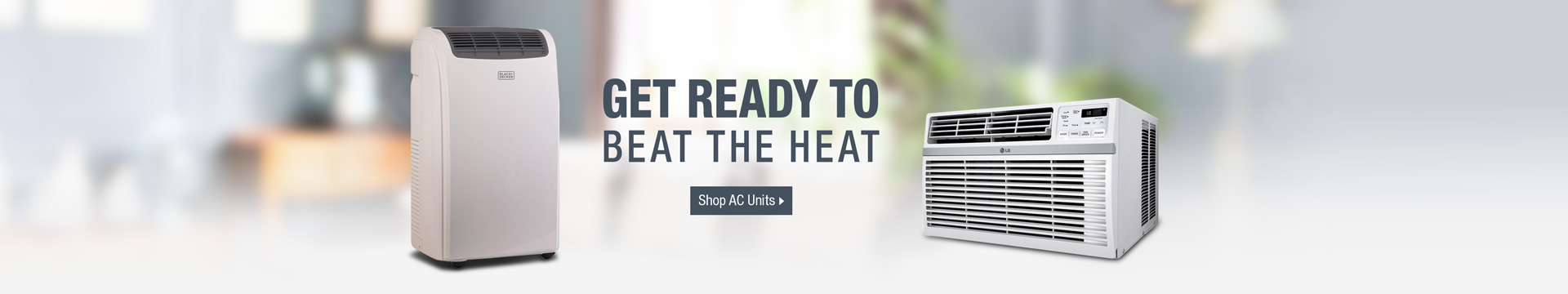GET READY TO BEAT THE HEAT