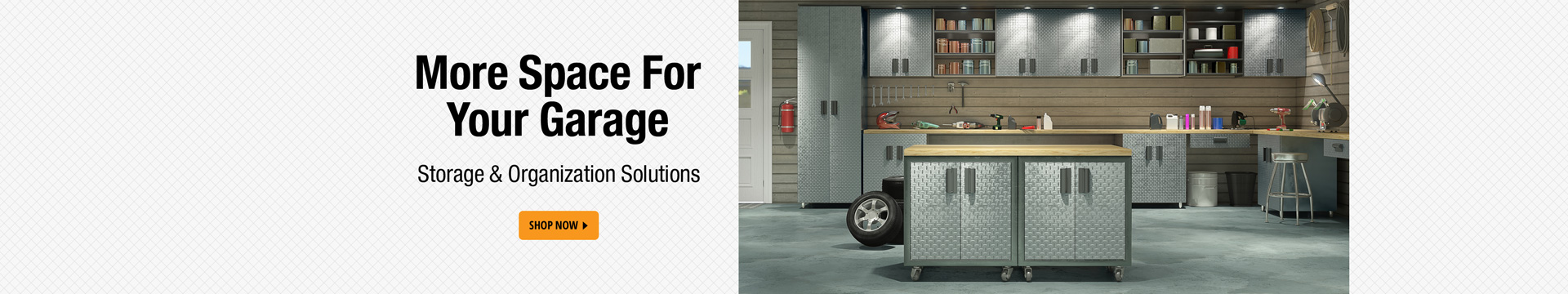 More Space For Your Garage