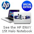 See The HP Envy 15t Halo Notebook