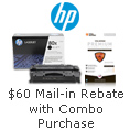 Save GREEN on HP Toner Combos