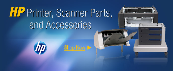 HP Printer, Scanner Parts and Accessories