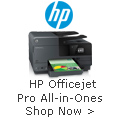 HP Officejet Pro All-in-Ones
